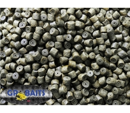 PELLET PREMIUM BLACK  HALIBUT  8MM 1KG